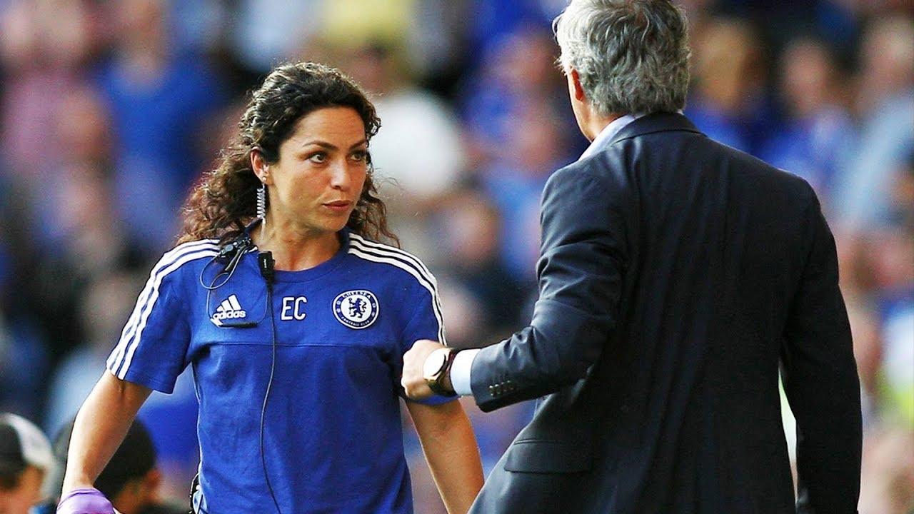 Jose Mourinho | Eva Carneiro