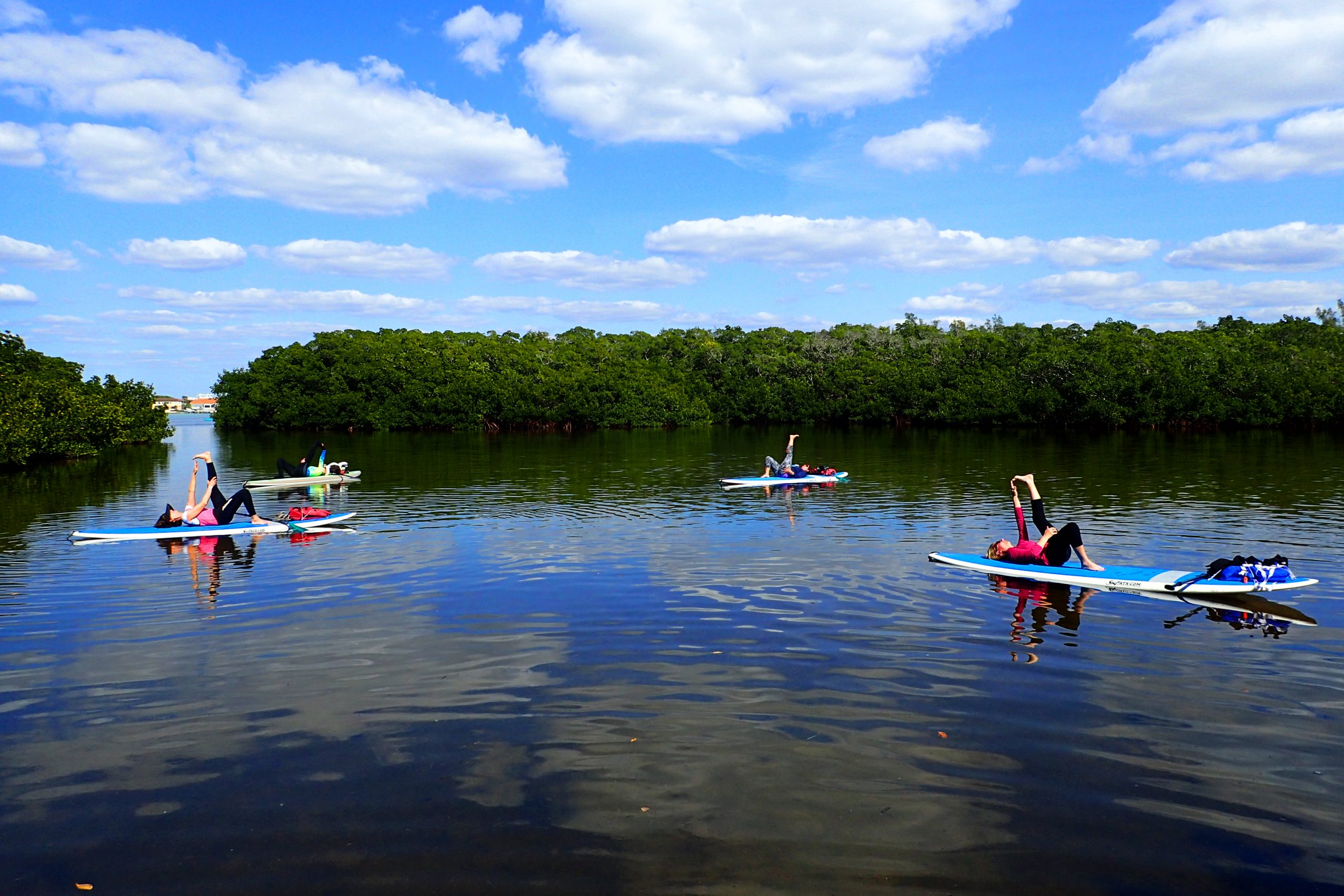 South Lido Nature Park SUP Yoga - SURFit