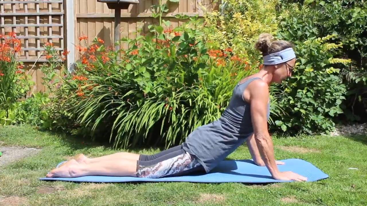 Yoga & Pilates Exercises