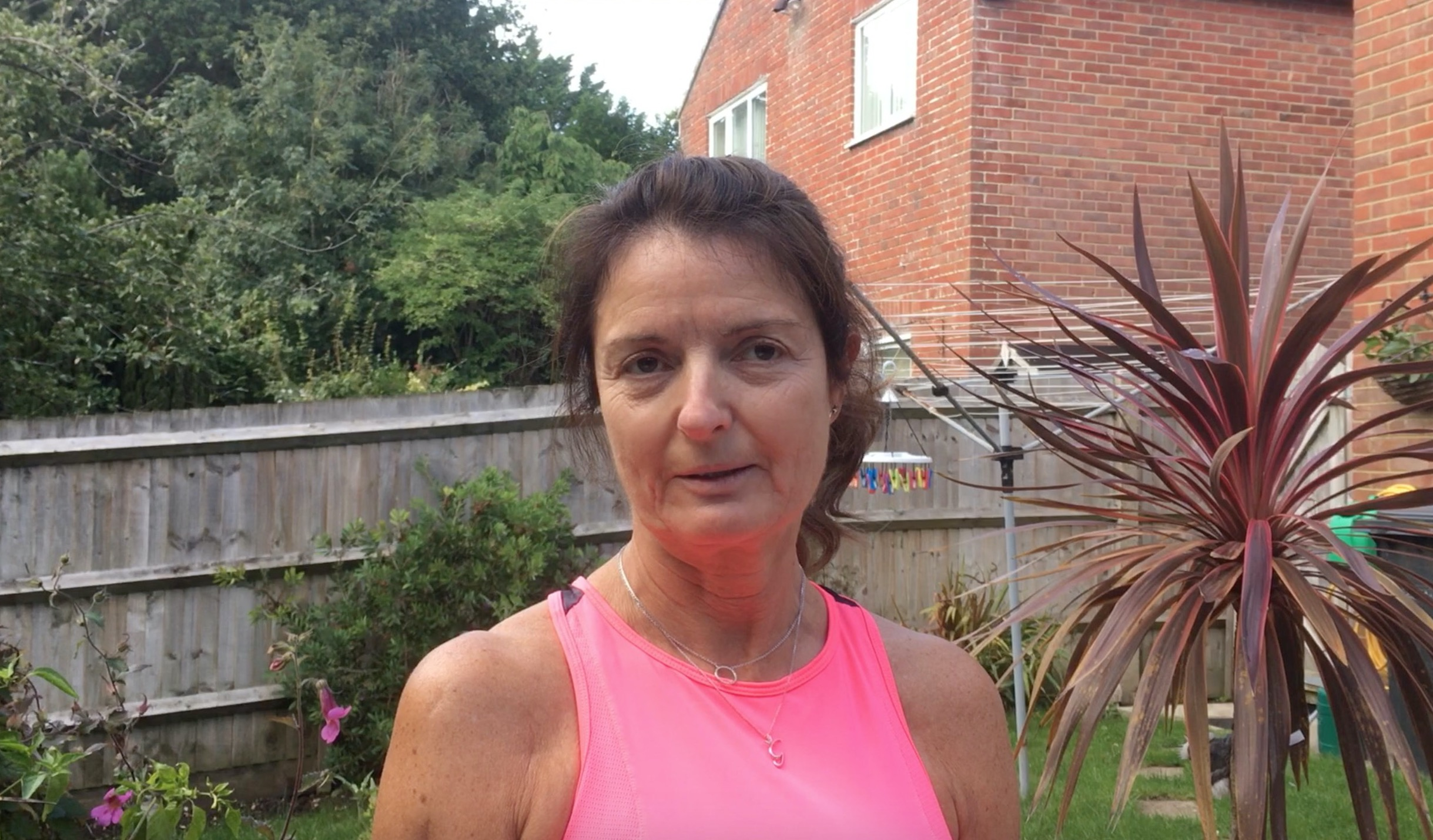 Gaynor Williams talks of her experience with Biospheric Performance after a partial knee replacement